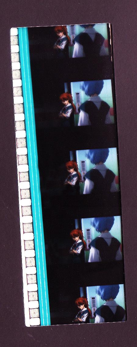 ヱヴァンゲリヲン新劇場版:破 初回特典フィルム