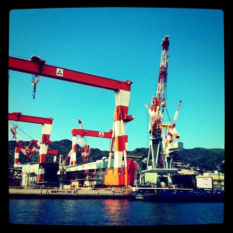 三菱造船場