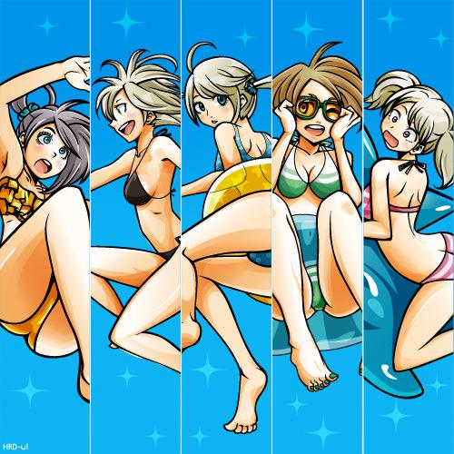 海かプールに飛び込みたい 2012年夏