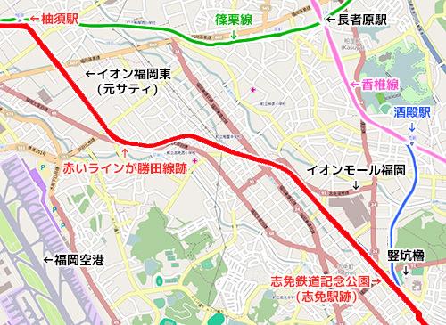 リレーション: 国鉄勝田線 (2768686)
