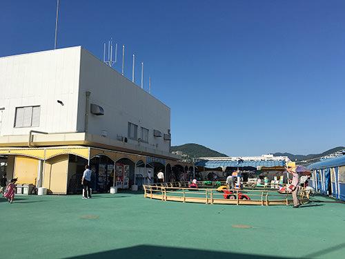 長崎浜屋屋上プレイランドの写真