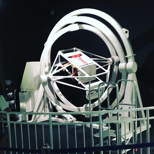 回転装置の写真